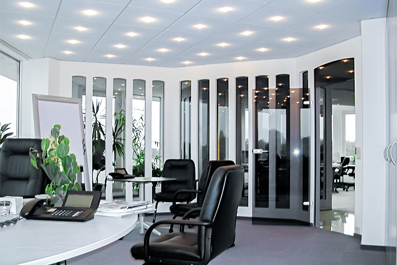 Individuelles Büro Design