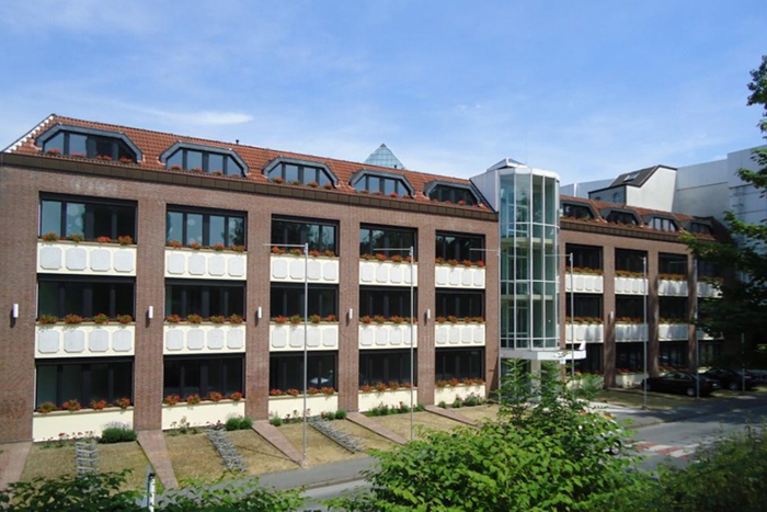 Büropark Dortmund im Defdahl